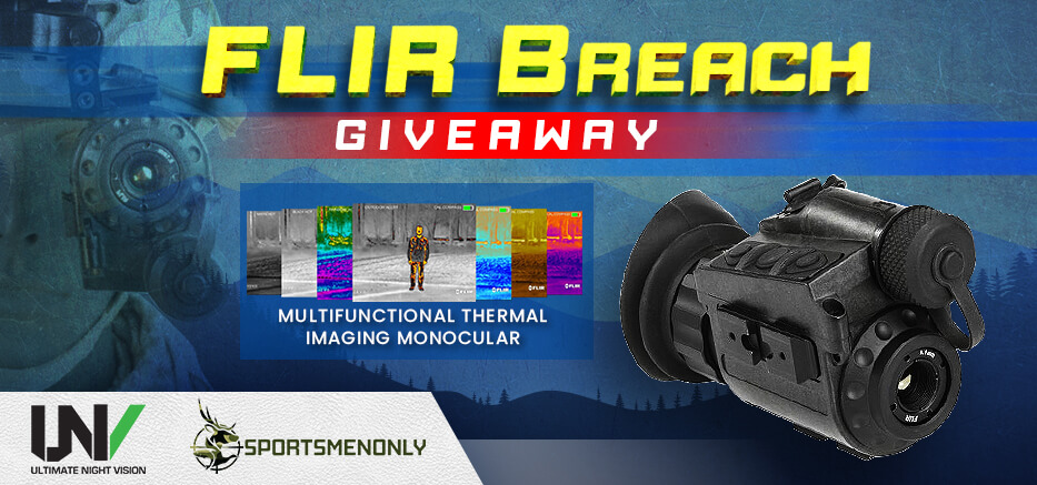 Win Flir Breach - Thermal Monocular