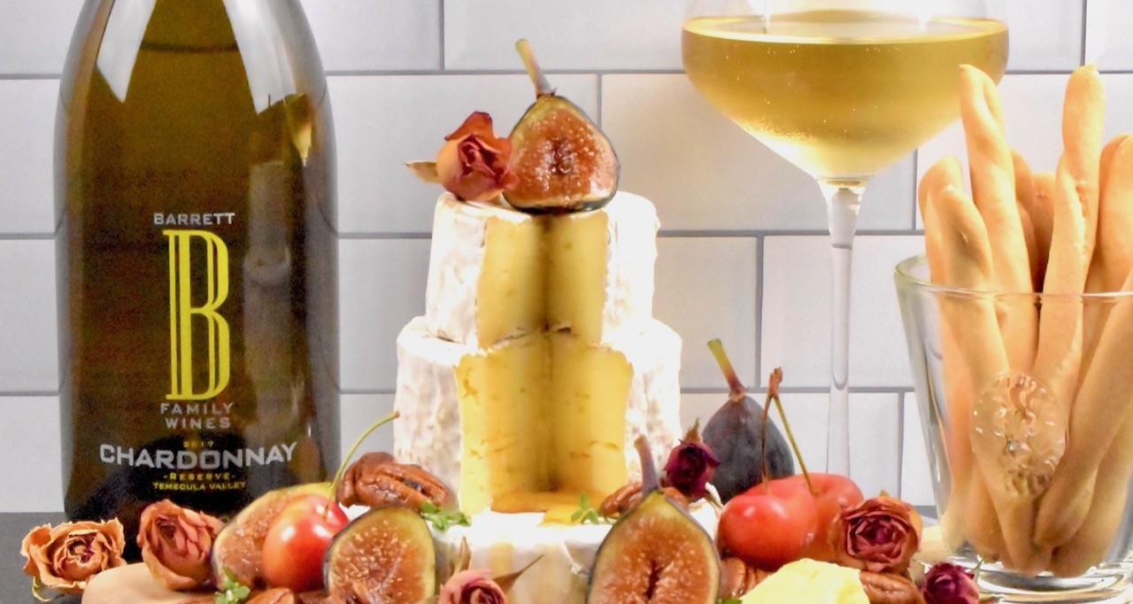 Thanksgiving Camping Recipes With Barrett Family Wines